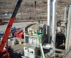 Regenerative Thermal Oxidizer Repair and Overhaul