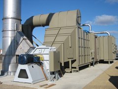 Thermal Oxidizer