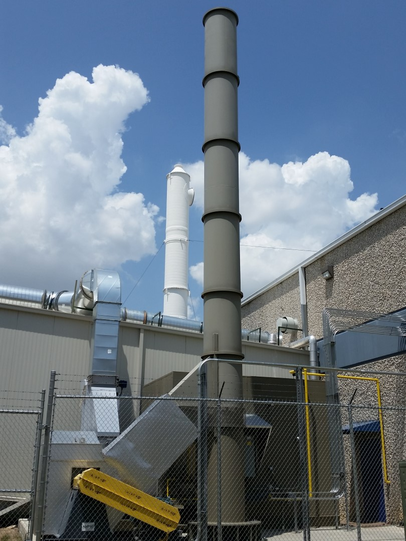 Recuperative Catalytic Oxidizer rentals