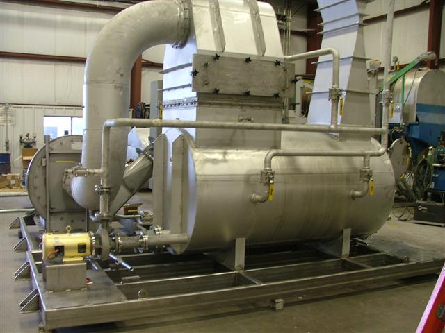 Wet Scrubber - Industrial Wet Scrubbers - Scrubber System